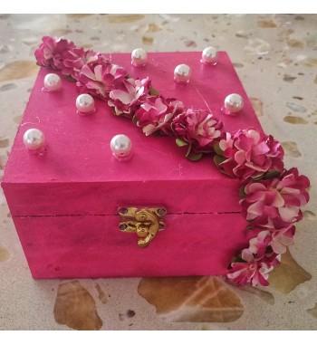 Garden Pearl Chocolate box