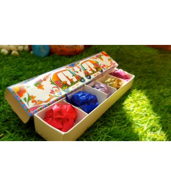 Flavours of India Box- 5...
