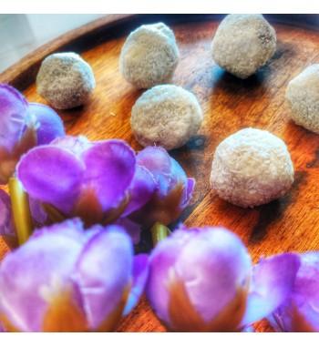 Coconut Lemongrass Truffle