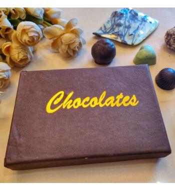 Chocolate Granola Bar Box