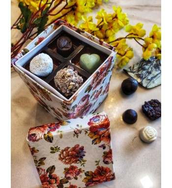 Sliding Box-16 chocolates